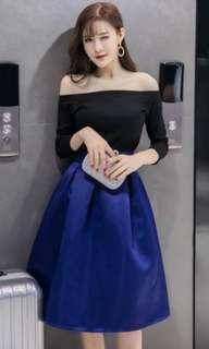Pom dress/Evening dress