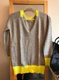 🚚 DKNY JEANS 羊毛針織衫M號(保證真品)