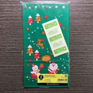 聖誕禮物紙袋🎄⛄️🎅🏻