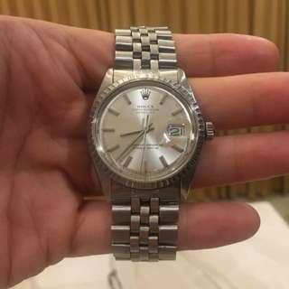 Rolex Datejust 1603 year 1969