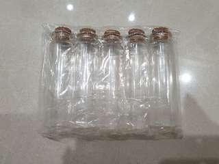 Small Bottles (test tube design)