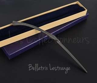 Harry Potter Series : Bellatrix Lestrange Magic Wand