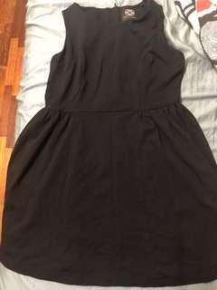 Dude and duchess fit and flare dress size 12 #XMAS50