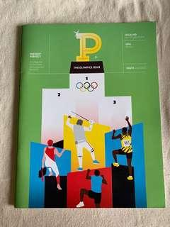 Present Perfect Olympics Issue
