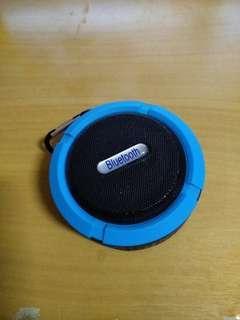 (清貨價) 掛扣吸盤防水藍牙喇叭