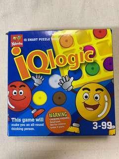 iQlogic: smart puzzle