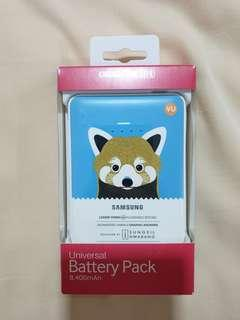 Brand new in box samsung universal battery pack iphone 8400mAh portabpe charger x 3 box set