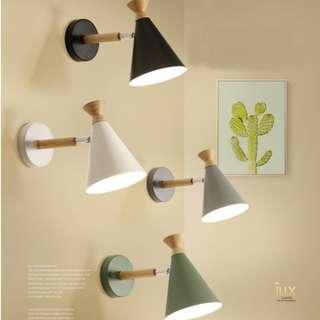 🚚 Scandinavian Macaron Wall Lamps (III)