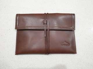 Tablet /ipad sleeve genuine leather - Alpenleder
