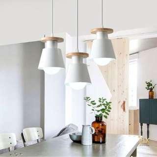 🚚 Scandinavian Ålesund Pendant Light