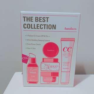 Banila co. Best collection kit (4 items)