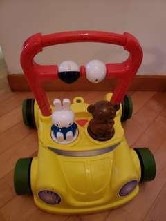 miffy BB學行車
