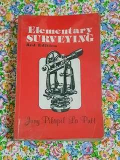 Elementary Surveying by Juny Pilapil La Putt