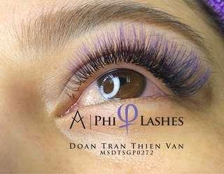 The best Eyelash Extension in town! Far East plaza 03-58,04-141