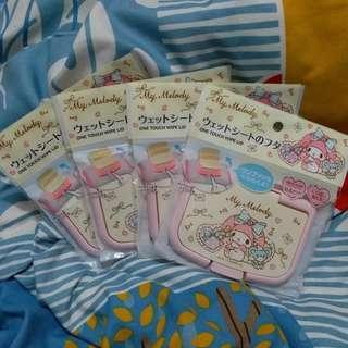 My Melody濕紙巾蓋