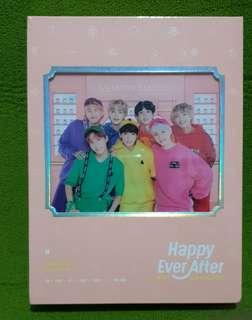 [ONHAND] BTS 4th Muster (Happy Ever After) DVD