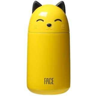 🚚 CHRISTMAS SALE 25% OFF 🎉🎉 1005 FACE Cute Pet Insulated Cup