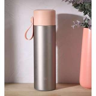 🚚 CHRISTMAS SALE 25% OFF 🎉🎉 1012 FACE Simple Handle Insulated Flask