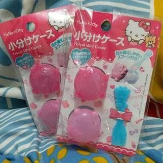 Hello Kitty膏霜分裝瓶