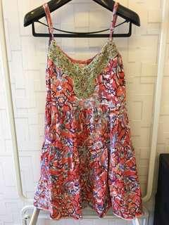 Floral Top size xs