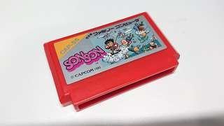 SON SON - 紅白機 FCファミコン