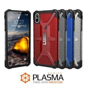 UAG iPhone XS MAX Plasma Military Case - Rugged Cover