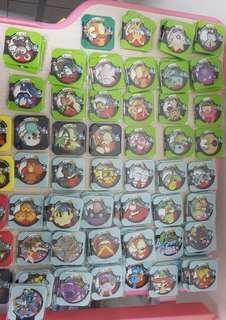 Pokemon Tretta for sale