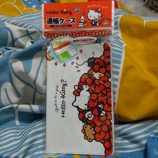 Hello Kitty存摺&卡套