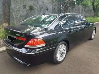 For sale BMW 735Li e65 2002 3.6 V8
