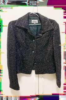 🚚 MissK 黑色短外套
