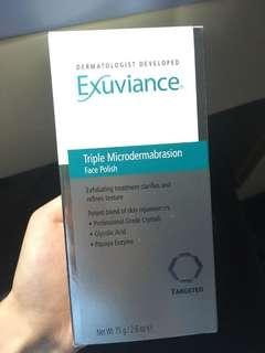 Exuviance Triple Microdermabrasion Face Polish 75g