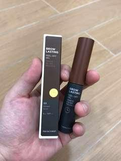 The Face Shop Brow Lasting Peel Off