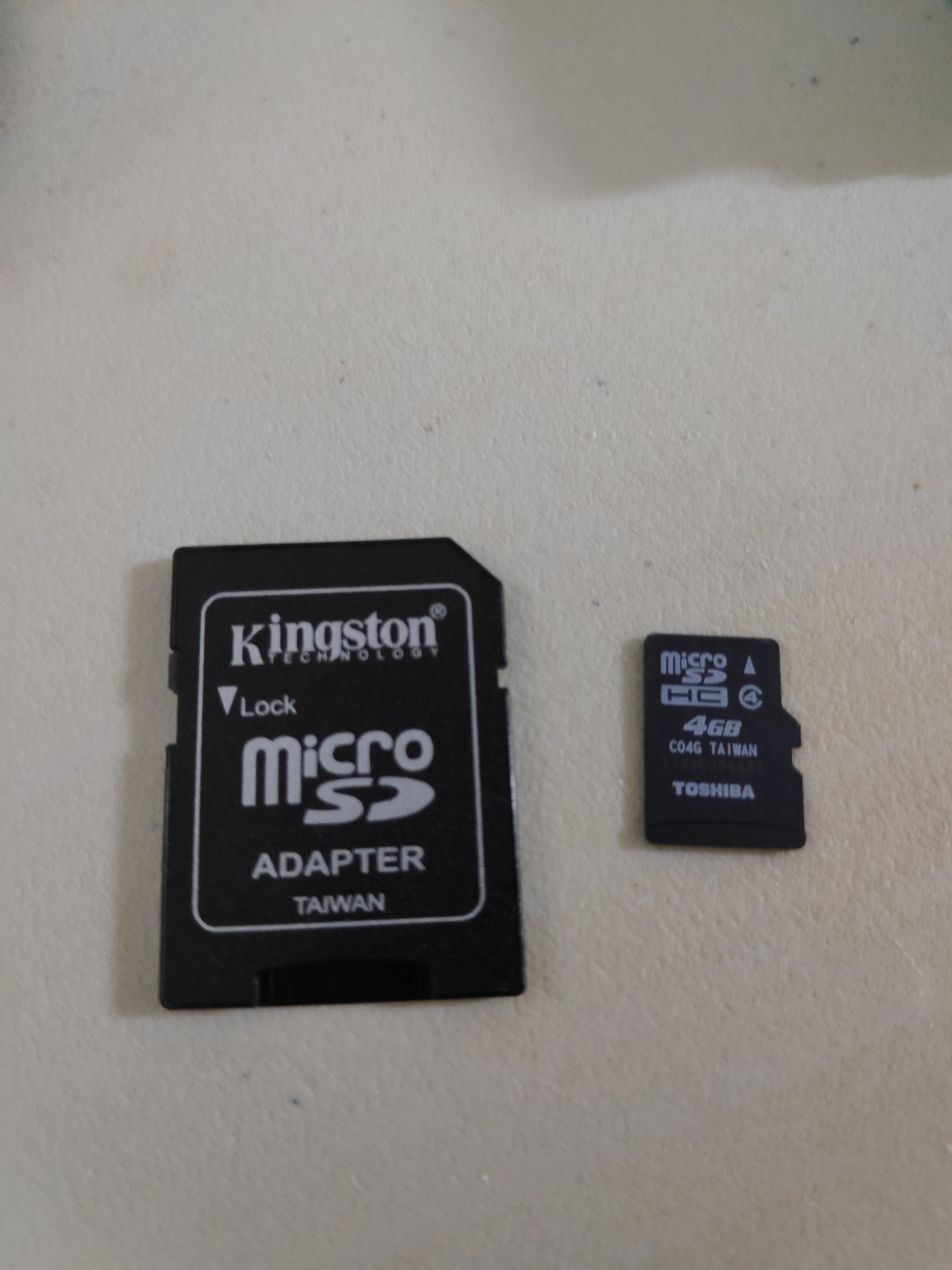 4GB Micro SD Card for R4I SDHC