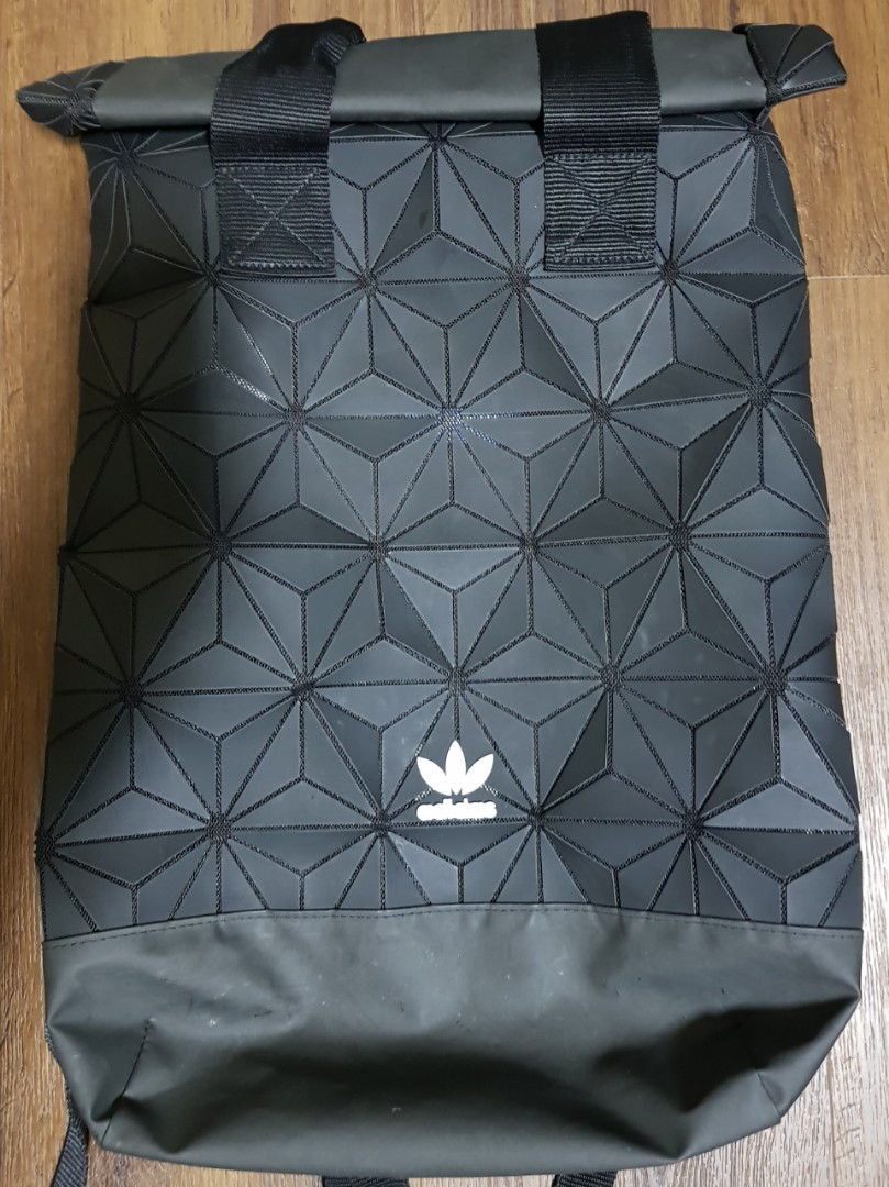 b520a595af Adidas Issey Miyake 3D Roll Top Backpack