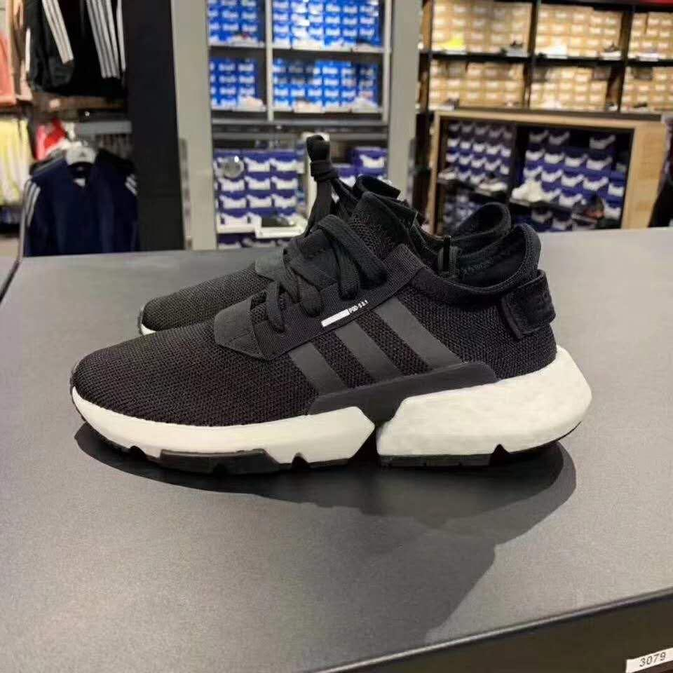 Adidas POD Boost 3.1 System Shoes, Men