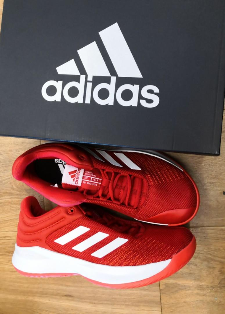 Basketball 2018 Shoesin Low Spark Adidas StockRedwhite Pro 35cAR4qjL