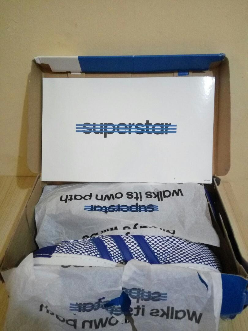 Adidas Superstar Snake Skin Original 100%