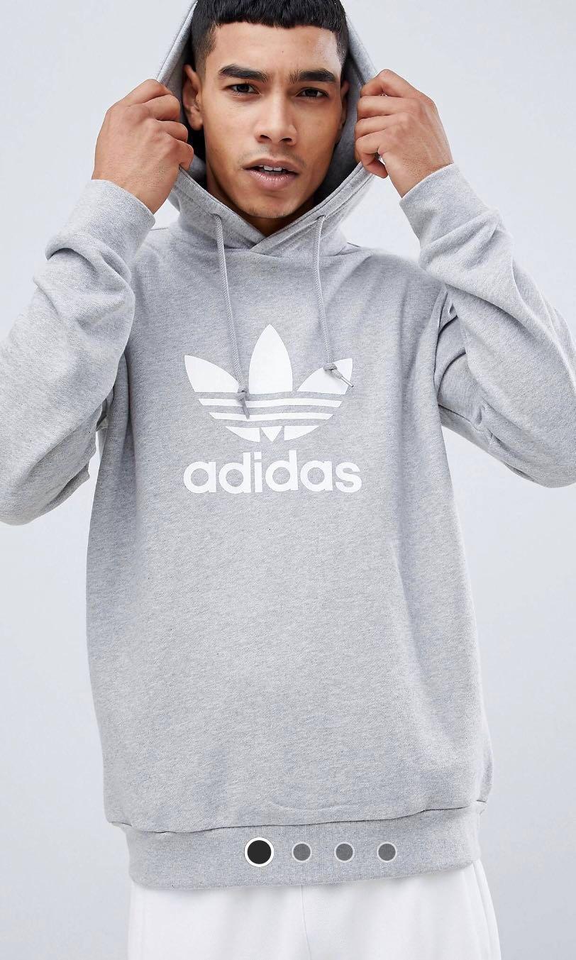 7284a5d74ddf5 Adidas Trefoil Hoodie