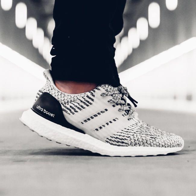 3300c475fff Adidas Ultra Boost 3.0 Oreo, Men's Fashion, Footwear, Sneakers on ...