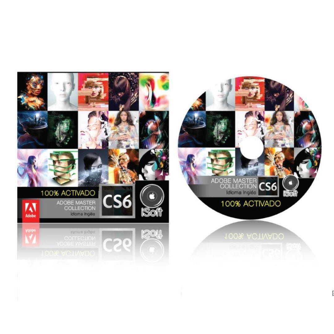 adobe c6 master collection download