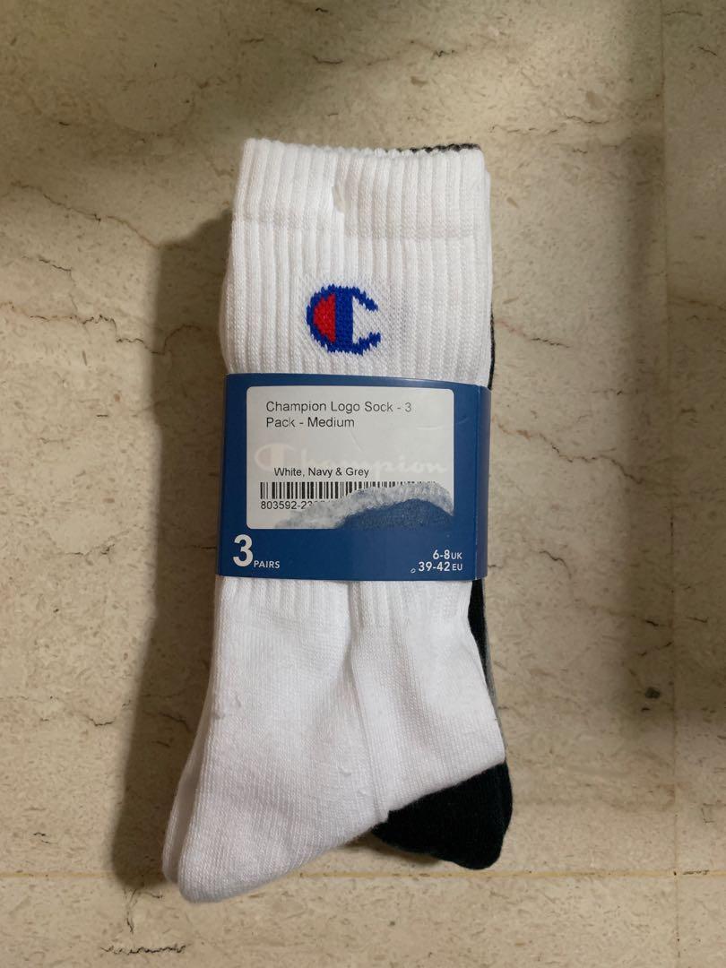 8c658584eae Authentic Champion Socks