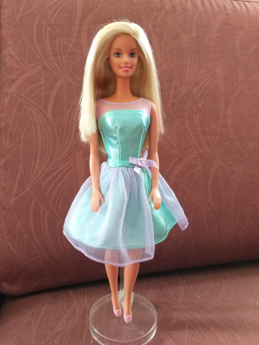 Barbie Vintage Repro Sophisticated Lady-FASHION ONY-Complete DEBOXED