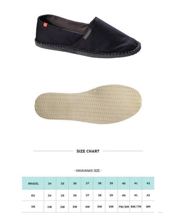Bnib Black Havaianas Flats Pump Shoes Sandal