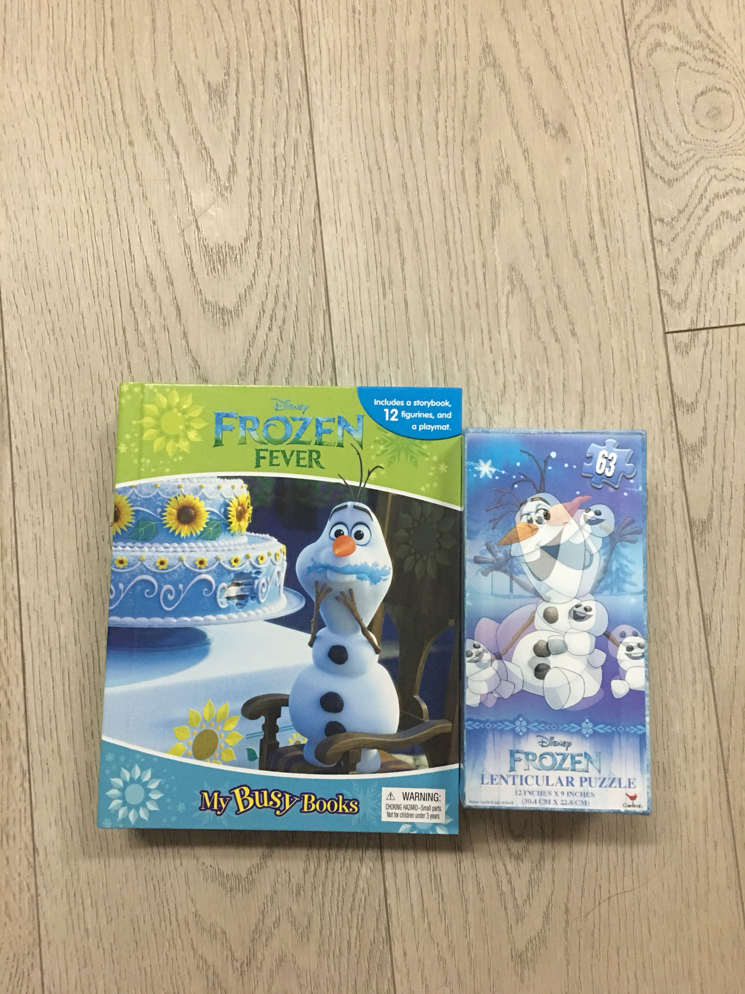 Frozen Christmas Special.Busy Book Christmas Special Frozen Fever Disney And Frozen
