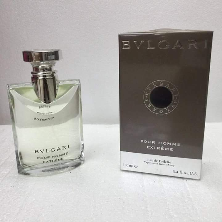c69c8965fc71 Bvlgari Extreme Eau de Toilette Pour Homme, Health   Beauty, Perfumes, Nail  Care,   Others on Carousell