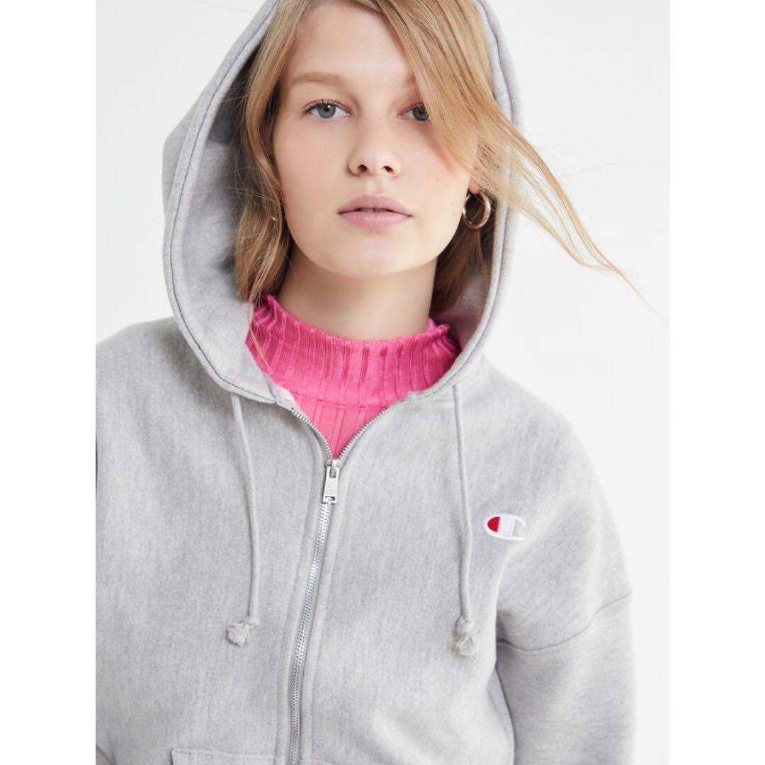 9e6c335cbbe1 Champion Reverse-weave Zip-Up Hoodie Sweatshirt