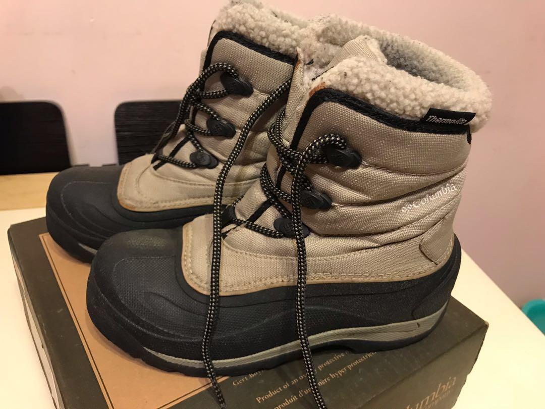 Columbia女裝雪鞋