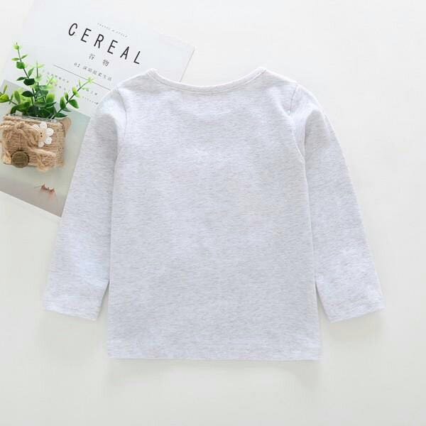 71367962d Cute Rainbow and Cloud Embroider Long sleeve Tee for Baby and Toddler, Babies  & Kids, Babies Apparel on Carousell
