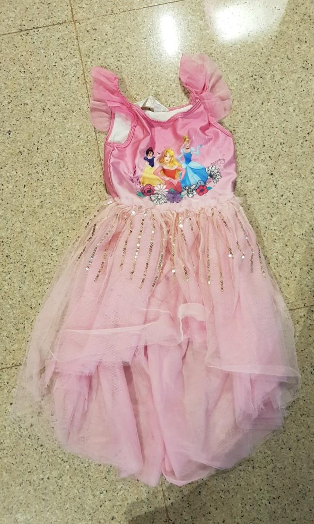 85115b6c3 Disney Princess dresses, Babies & Kids, Girls' Apparel, 4 to 7 Years ...