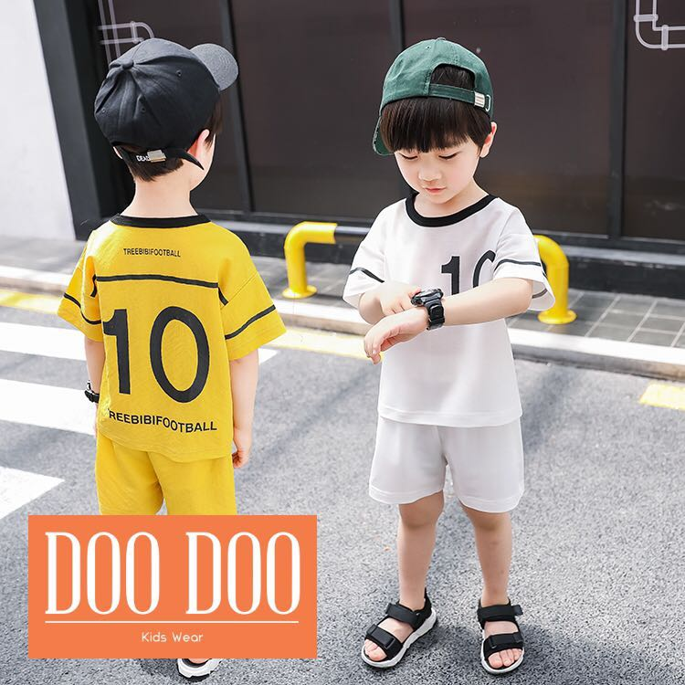a87f880fe DooDoo Kids Wear boy fashion set/ 2 pics set/ children clothes ...